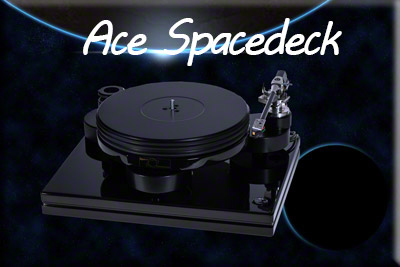 Nottingham Ace-SpaceDeck Turntable Image