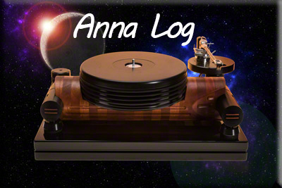 Nottingham Anna-Log Turntable Image