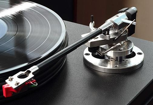 Nottingham Interspace Jr Tonearm Image