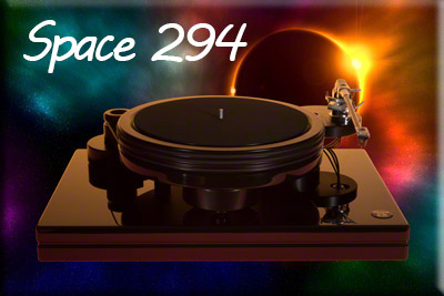 Nottingham Space 294 Turntable Image
